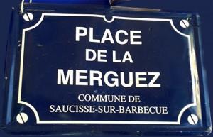 Place de la Merguez
