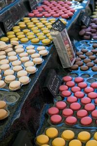 Französischer Markt La Pestaque