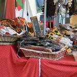 französische Salami Spezialitäten auf den Französischen Märkten von La Pestaque