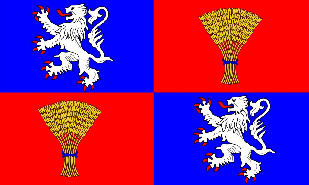 Flagge Gascogne