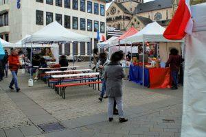 Französischer Markt Neuss La Pestque