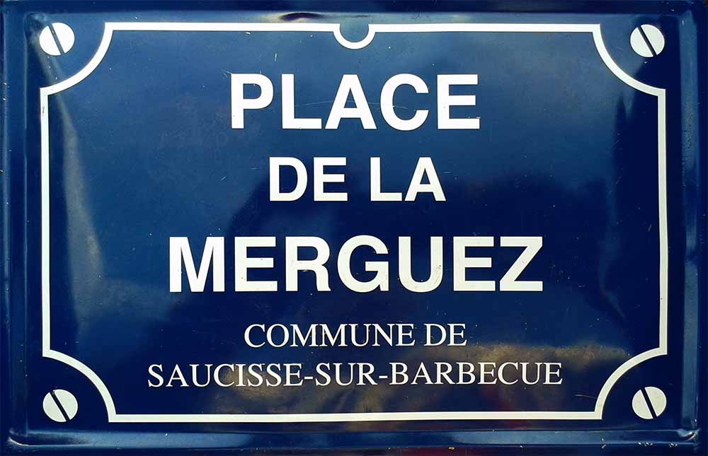 Place de la Merguez La pestaque